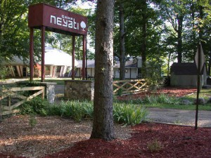 Welcome to Camp Neyati.  Please Come In!