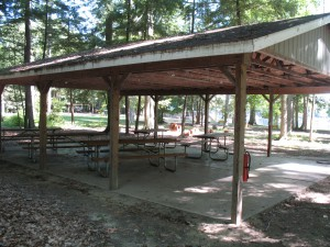Pavillion - Picnic Area